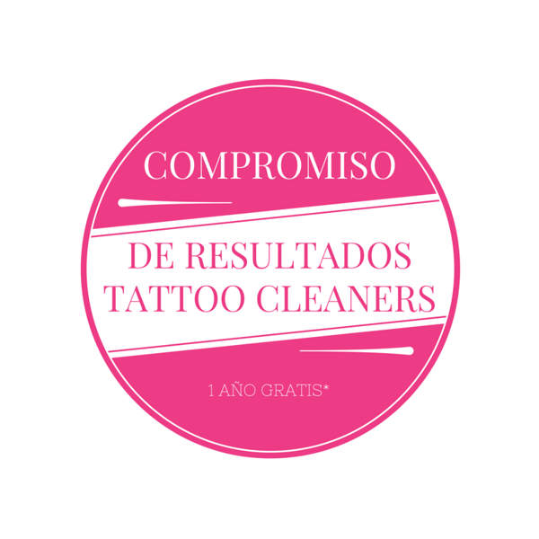 garantía tattoo cleaners