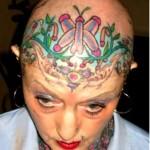 Los 10 Tatuajes más Locos Nunca Vistos
