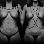 Antiguas Momias ya Presentaban Tatuajes