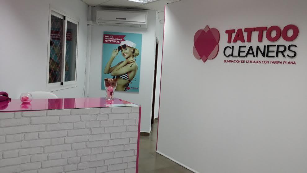 Centro de eliminación de tatuajes en Malaga