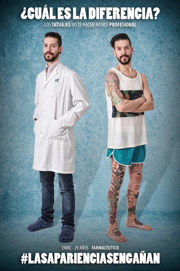 prejuicios tatuajes