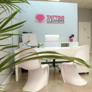 tattoo cleaners badalona barcelona