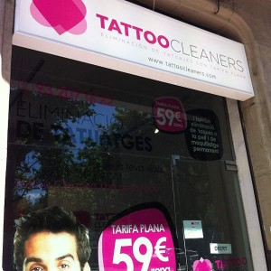 tattoo cleaners barcelona