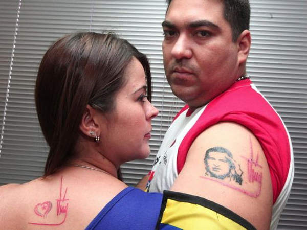 venezuela tatuajes