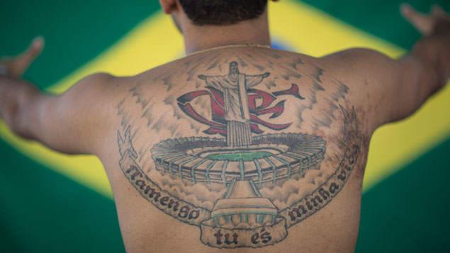 tatuajes en brasil